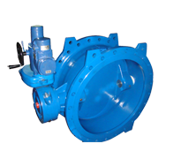 Double Flanged Butterfly Valve PN10/16/25/40